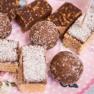 Bezglutenski kolač – Kuglice sa Rumom 250g