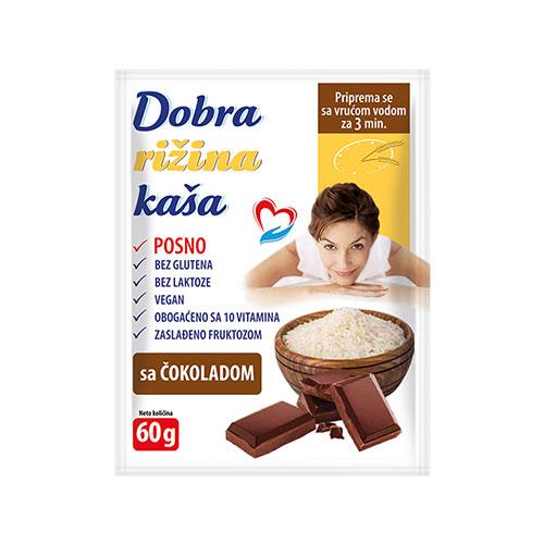 Rižina Kaša sa Čokoladom 60g