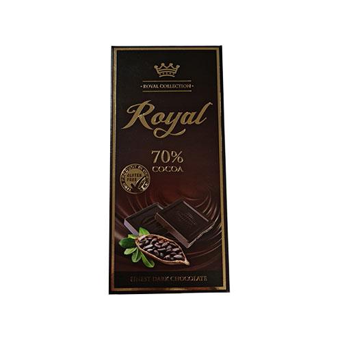Royal Čokolada Bez Glutena 70% Kakao